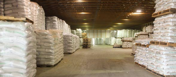 Foster's Seed & Feed - Seed Cleaning Plant in Grande Prairie, AB