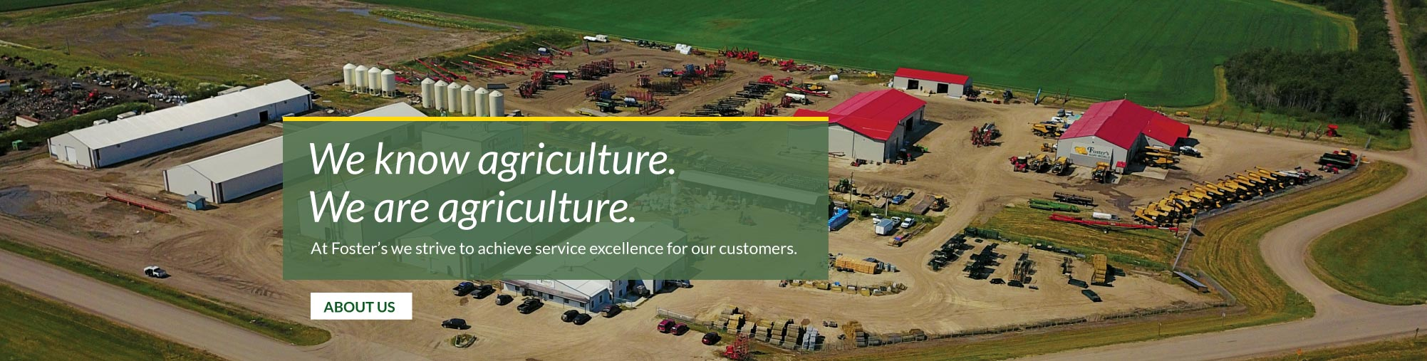 Foster's Canada - Seed & Feed, Farm Equipment Sales, Auto Parts and more!