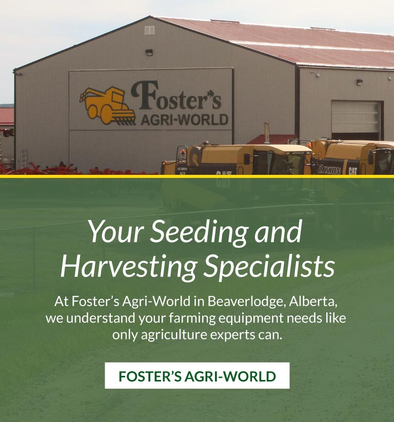 Foster's Agri-World - Agricultural Equipment Sales & Service