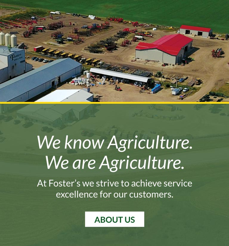 Foster's Canada - Seed & Feed, Agricultural Equipment Sales, Auto Parts and more!