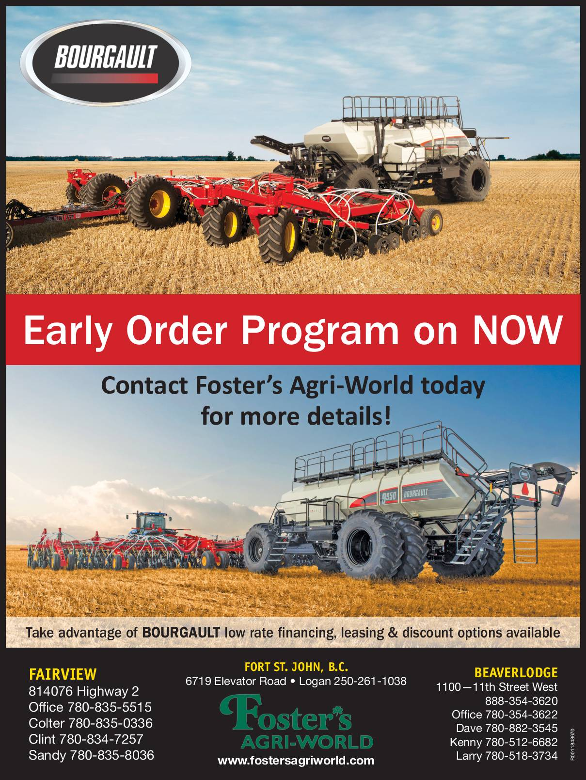 Early Order Program on NOW!