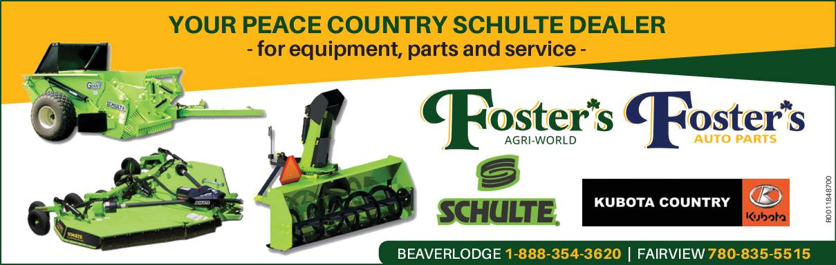 Your Peace Country SCHULTE Dealer